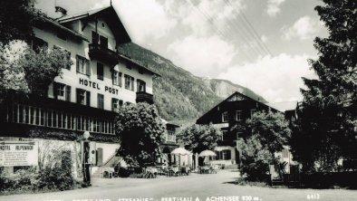 Hotel Post am See anno dazumal 1925, © Hotel Post am See