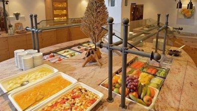 Breakfast buffet, © Hotel Hochfilzer GmbH