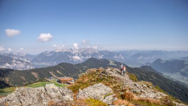 Hiking on the Spieljoch mountain, © Andi Frank