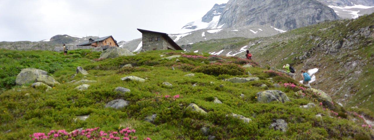 Geraer Hütte, © Tirol Werbung/Michael Gams
