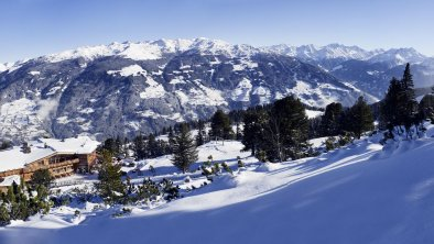 PlatzlAlm Panorama Winter, © MediaShots   Marco Kessler