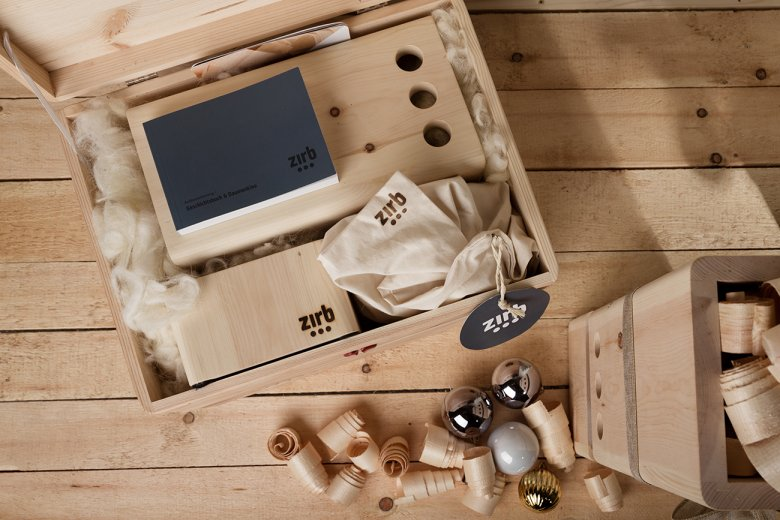 Well-thought-out: The all-reusable, zero-waste packaging concept. ©zirb/Jenny Haimerl