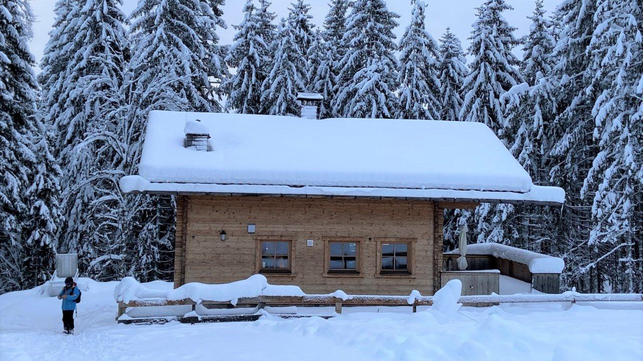 Haberlhütte, © Haberlhütte