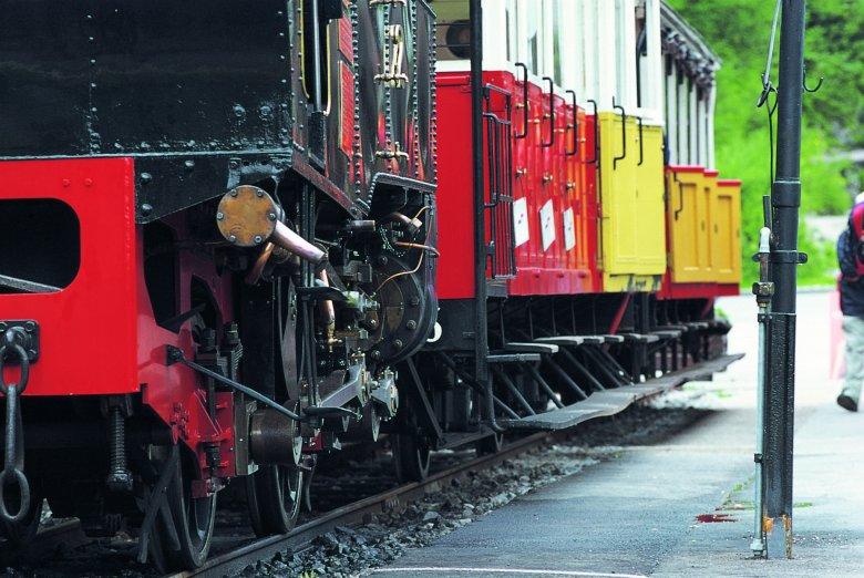 Achensee Railway is Europe's oldest, steam operated cog railway. (Photography: Tirol Werbung)