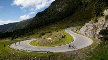 Riding up to Kühtai, © Tirol Werbung / Soulas Oliver