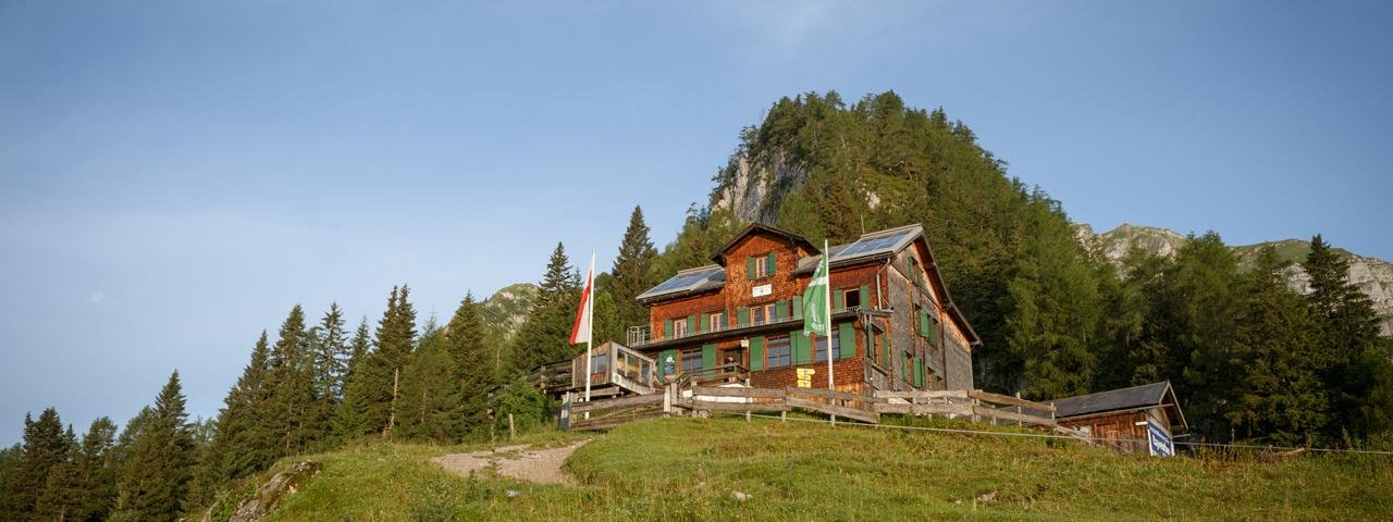 Bayreuther Hütte, © Tirol Werbung/Jens Schwarz