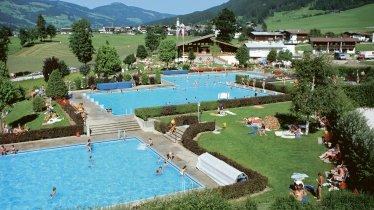 Freischwimmbad Westendorf, © Kitzbüheler Alpen - Brixental