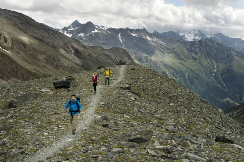 Hikes in the Eastern Alps, such as on the Großglockner, should not lead to altitude sickness.