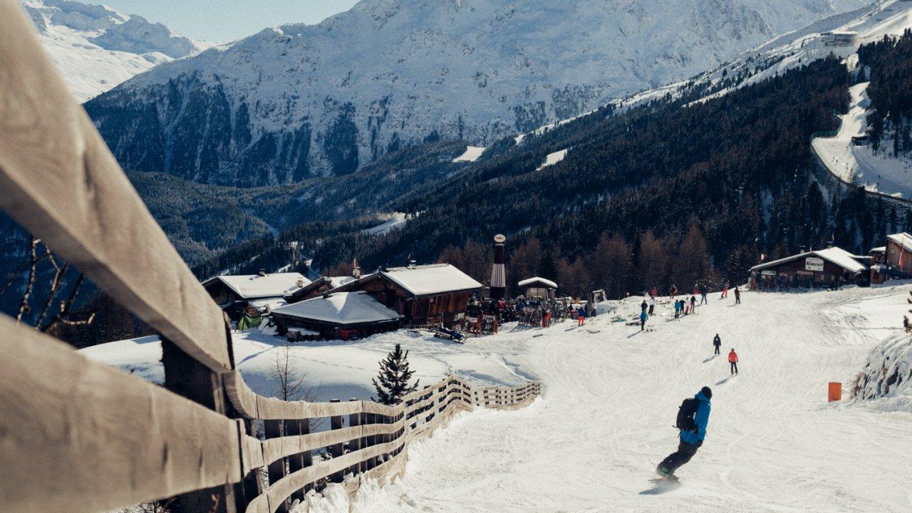 Gampa Thaya in Hochsölden, © Tirol Werbung/Carlos Blanchard