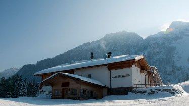 The Aschinger Alm hut, © Aschinger alm