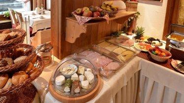 Hotel Andrea Mayrhofen - Frühstücksbuffet 1