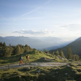 Hiking to Buchacker Alm Hut, © Tirol Werbung/Jens Schwarz
