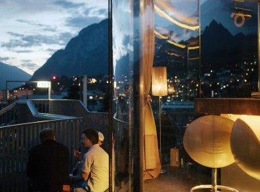 Innsbruck, 360Grad Bar