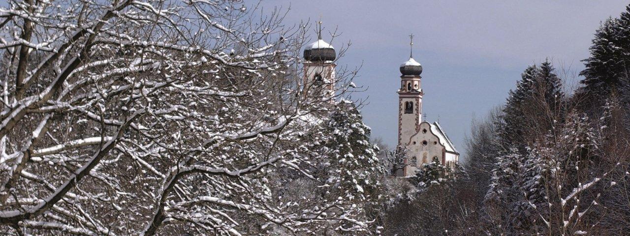Ampass in winter, © Innsbruck Tourismus/Eichholzer