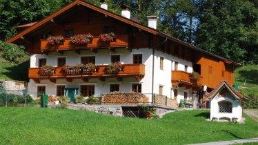 Ferienwohnung Fuchsgrub Ebbs - Sommer