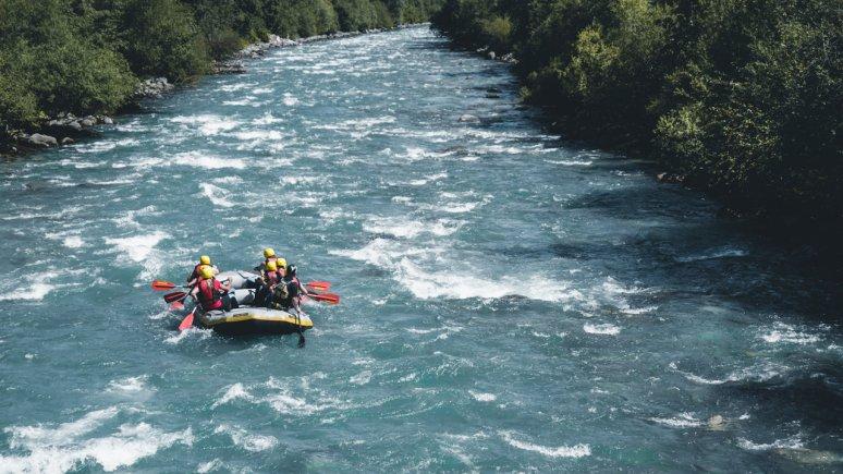 Rafting in the Zillertal Valley, © Zillertal Tourismus / Christoph Johann