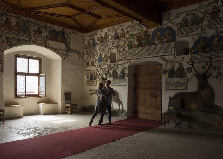 Tratzberg Castle, Stans.