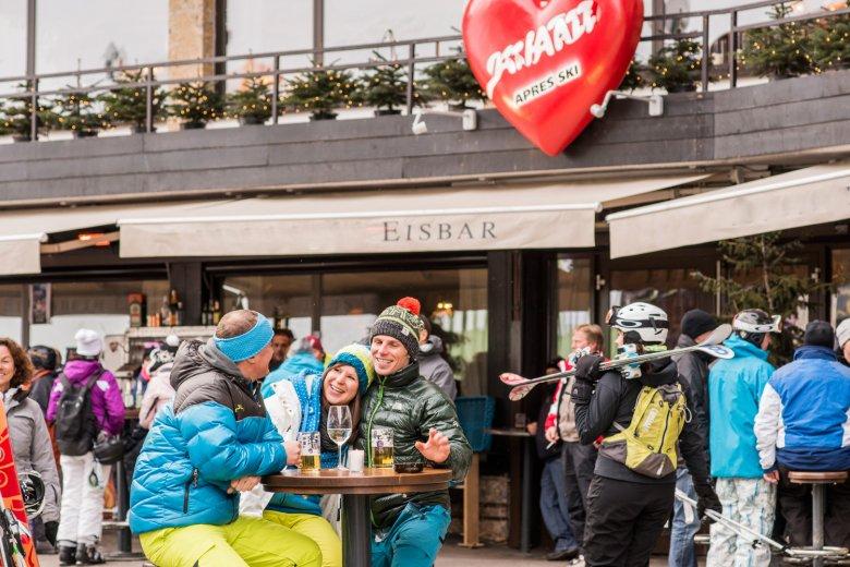 Aprés-ski in Ischgl , © TVB Paznaun – Ischgl