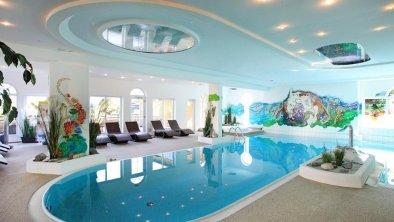 Indoor pool, © Hotel Hochfilzer GmbH