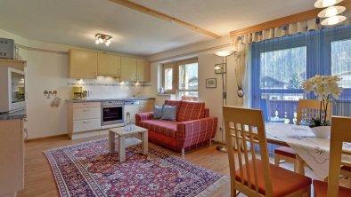 Appartement Ahorn - Wohnküche