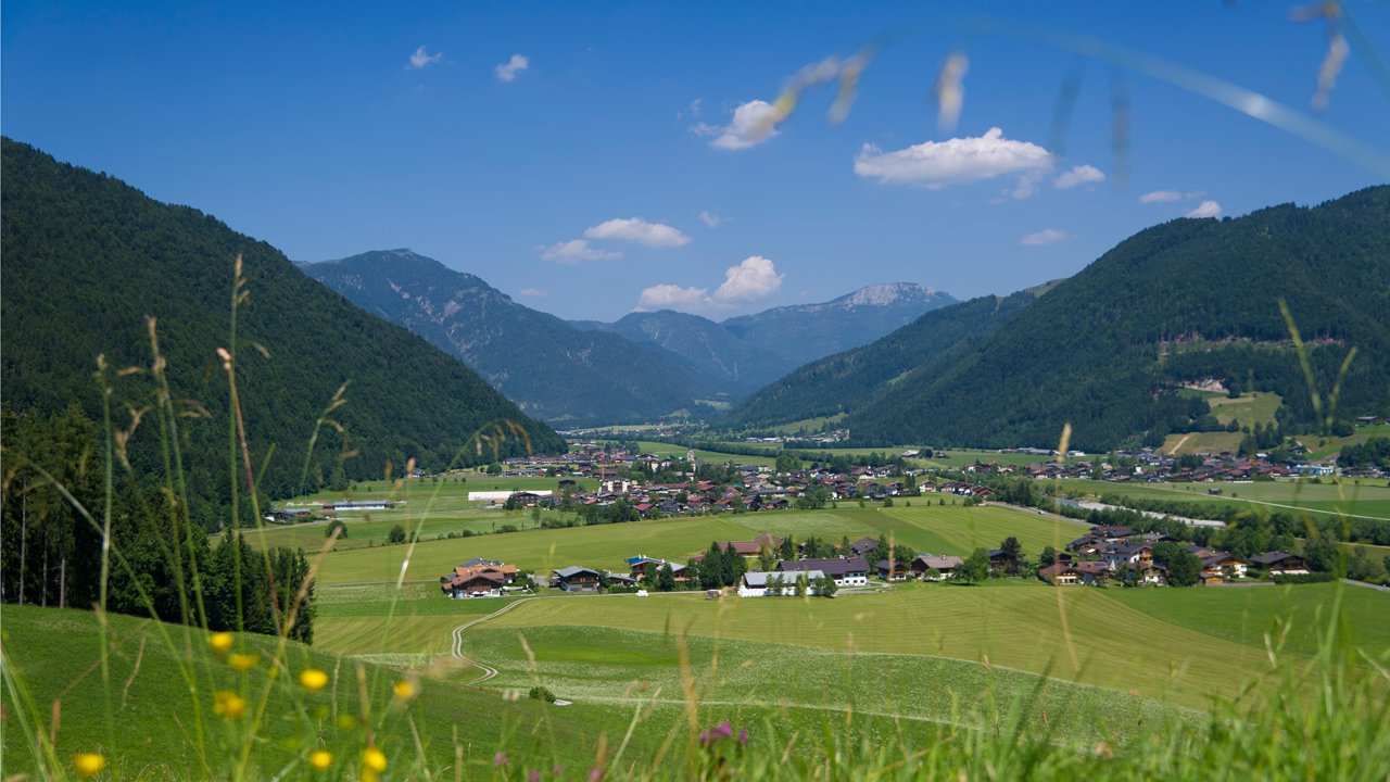 Kirchdorf in Tirol in summer, © Franz Gerdl