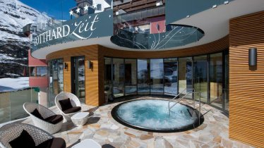 Hotel Gotthard-Zeit in Obergurgl