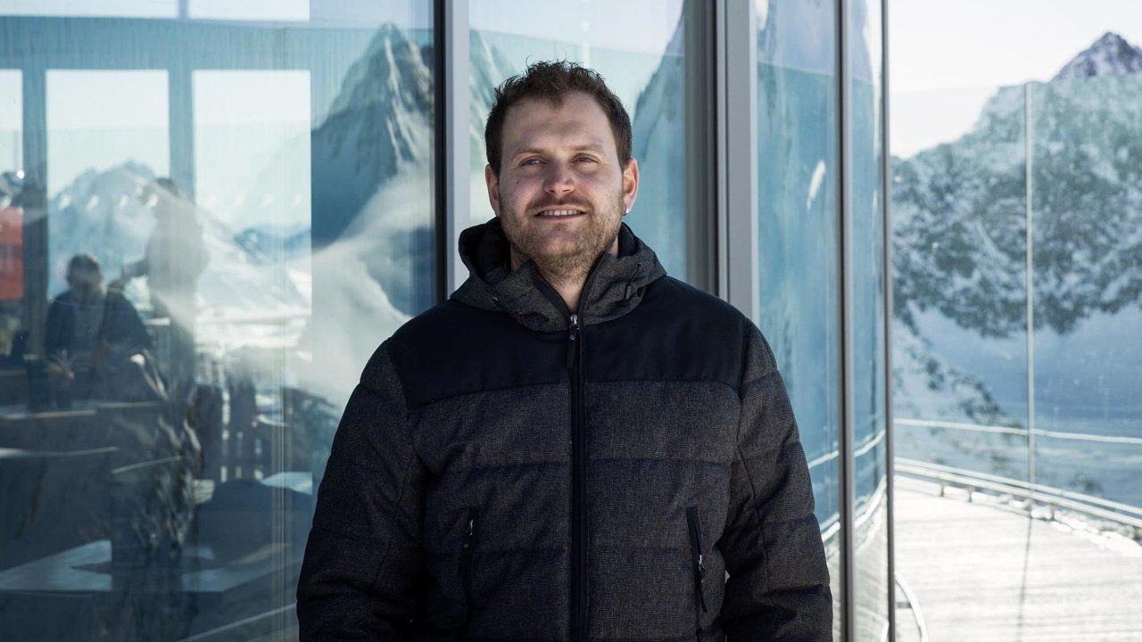 Christian Melmer, registrar at Austria's highest registry office, © Tirol Werbung/Lisa Hörterer