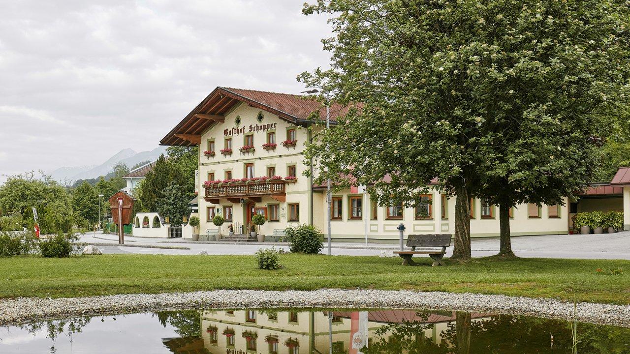 Gasthof Schopper in Breitenbach am Inn, © David Schreyer