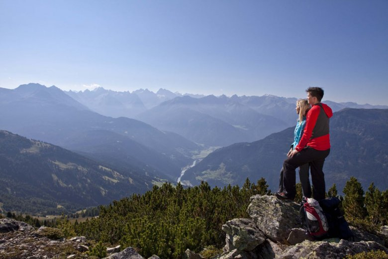 Soak up the sun and scenery of the valley from the top of Venet, Photography: TVB Tirol West, Daniel Zangerl