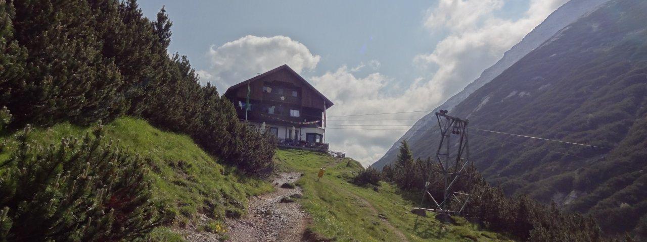 Eagle Walk Stage 14: Solsteinhaus, © Tirol Werbung/Johne Katleen