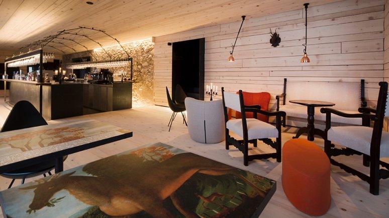 Bar at the Jagdschloss Kühtai, © Jagdschloss Kühtai