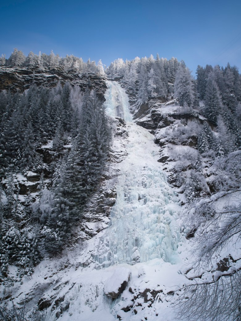 With a height of 159 metres, the Stuibenfall is the highest waterfall in Tyrol.