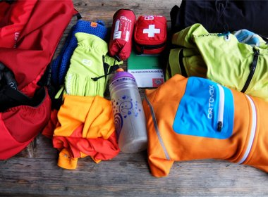 Wanderrucksackrichtigpacken