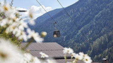 Summer cable car in Kappl, © Tourismusverband Paznaun-Ischgl