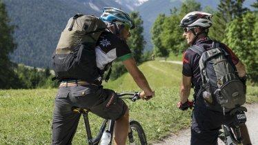 Bike Safari Stage 6: View of Stubaital Valley, © Tirol Werbung/Peter Neusser