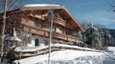 Haus Schreder im Winter