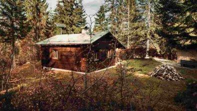 Buchner Hütte im Herbst