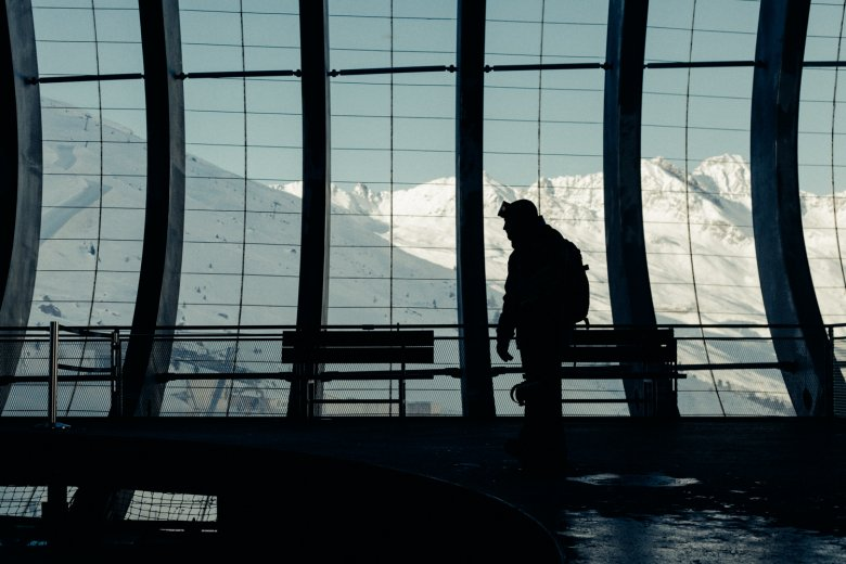 That's oh so Sölden: The Gondola Terminals are architectural marvels, the perfect complement to the spectacular natural beauty of the surrounding Three-Thousanders.