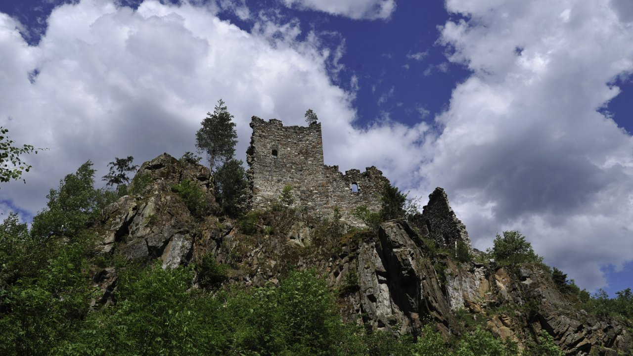 Kienburg, © Tirol Werbung/Bernhard Aichner
