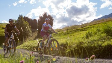 E-biking in Serfaus-Fiss-Ladis, © Andreas Kirschner