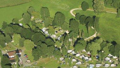 Schloss - Camping Aschach in Volders, Tirol