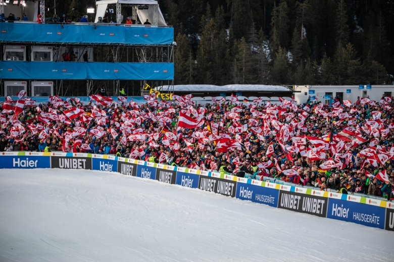 The atmosphere on the penultimate day of competition was off the chart.