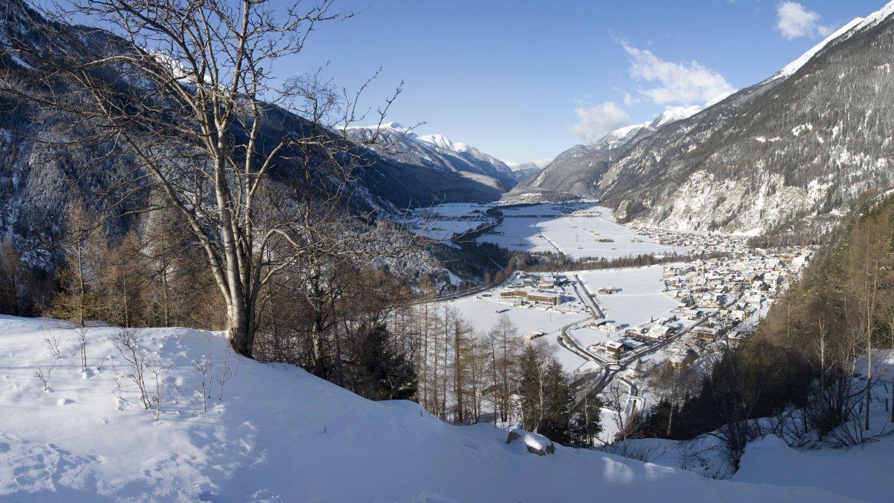 Längenfeld in winter, © Ötztal Tourismus
