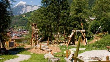 Kids Park in Oetz, © Ötztal Tourismus/Rudy Wyhlidal