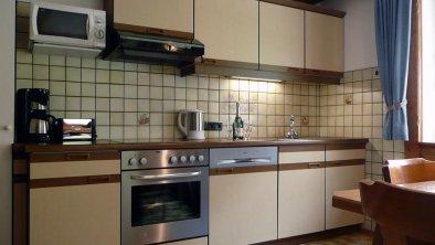 Haus Klammtal Schwendau - Küchenblock