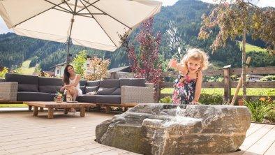 Terrasse - Alpenhotel Kindl