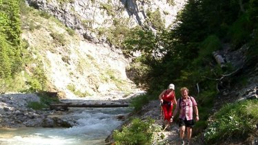 Gleirsch Gorge, © Olympiaregion Seefeld