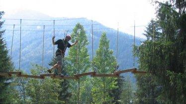 1st Adventure Park in Fulpmes in Stubai Valley, © Adventure Park Stubai
