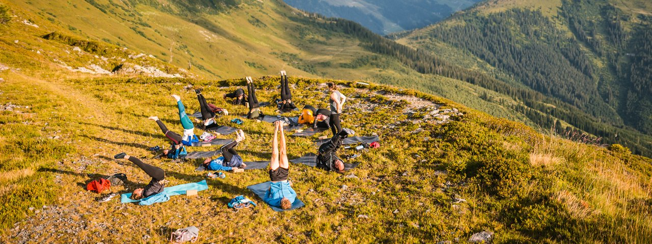 """Offering a unique perspective to wellbeing: """"The Good Camp"""" in Tirol helps you live a healthier life, © Christian Riefenberg"""