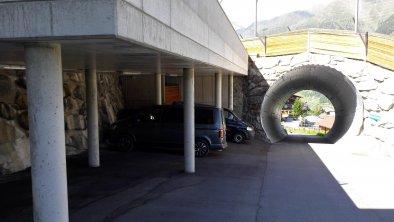 Belledonne - free parking
